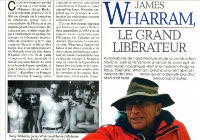 James Wharram, Le Grand libérateur