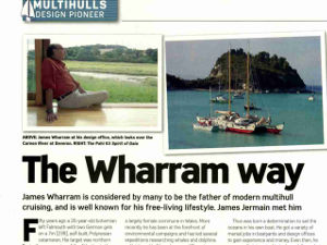 The Wharram way