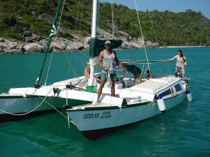 James Wharram Designs   Unique Self-Build and Professionally Built Catamarans