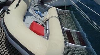 RIB dinghy