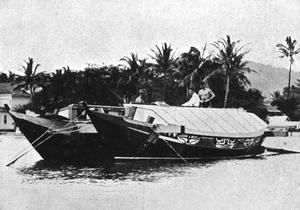 Kaimiloa on the water