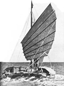 Kaimiloa sailing downwind