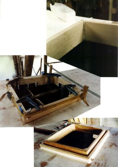 Constructing a fore hatch