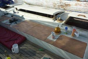 Gaia platform, new ply lids