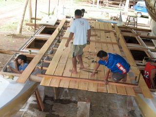 Tama Moana under construction