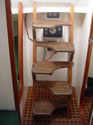 Modified companion ladder