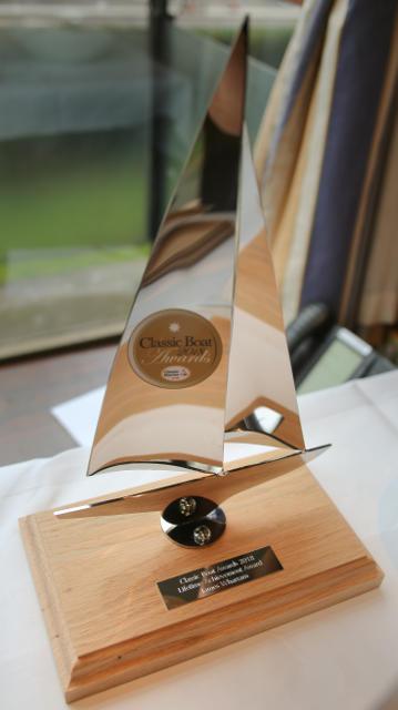 Classic boat award
