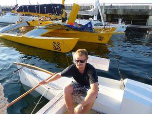 Pierre-Yves steering Mana