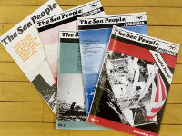 Sea People magazines