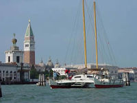 Spirit of Gaia in Venice