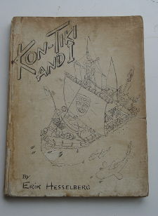 KonTiki and I book cover
