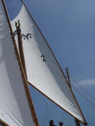 Crabclaw sails