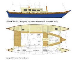 Islander 55 drawing