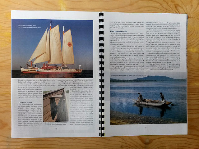 Article Collection 3 - Canoe Form Craft