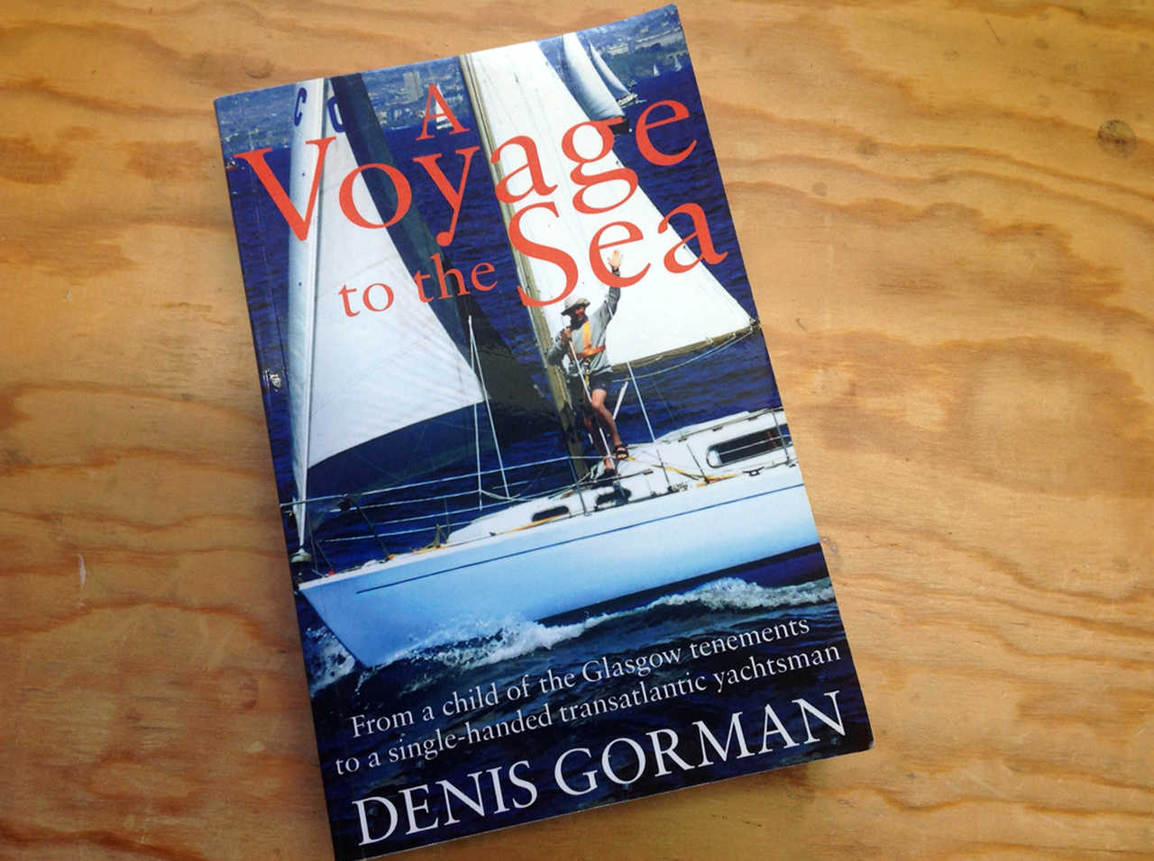 A Voyage To The Sea