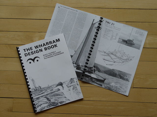 Wharram Design Book - Choosing the right boat