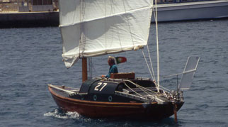 Sailing - A last freedom? | James Wharram Designs