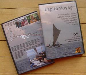 Lapita Voyage DVD