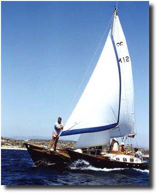 Tanenui - Ply - Self-Build Boat Plans   James Wharram Designs