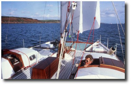 Tangaroa Mk IV Self-Build Boat Plans | James Wharram Designs