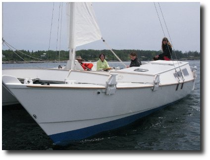 Self-Build Boat Plans - Tiki 30 | James Wharram Designs