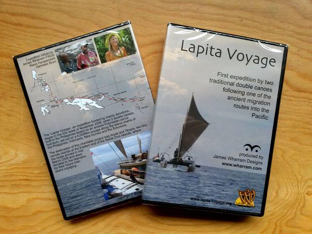 Lapita Voyage DVD (PAL)