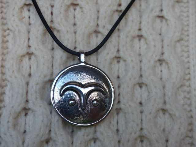 Wharram eye symbol Pendant