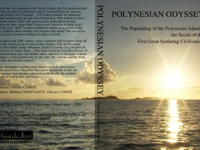 Polynesian Odyssey DVD