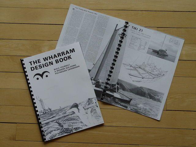 Wharram Design Book - Choosing the right boat