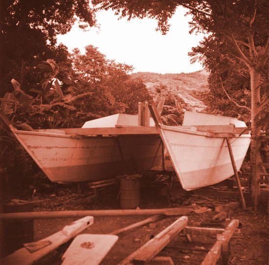Rongo under construction