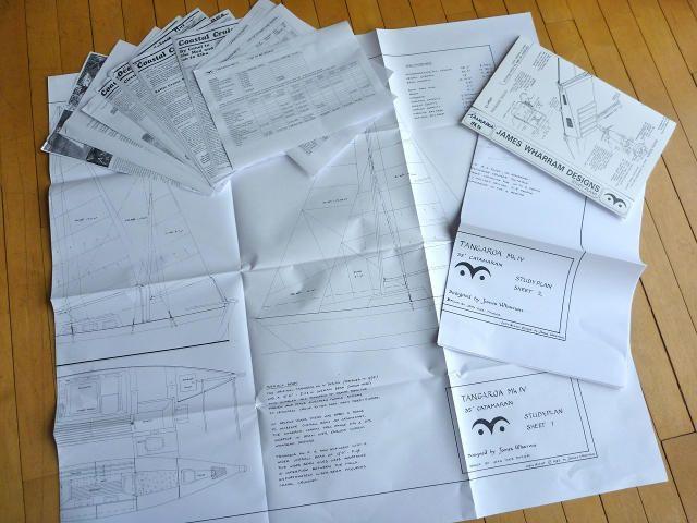 Tangaroa Mk IV Study Plan