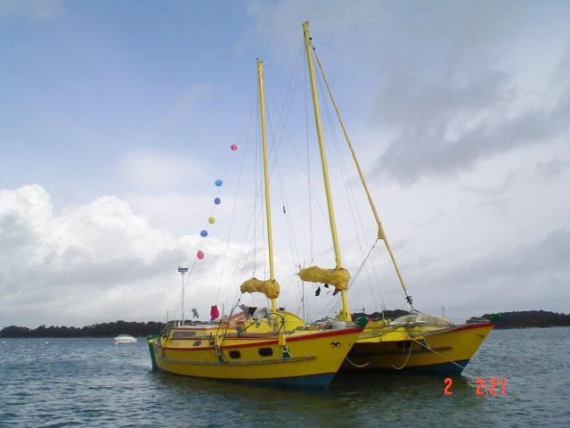 Boat Plans James Wharram