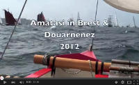 Amatasi at Brest and Douarnenez